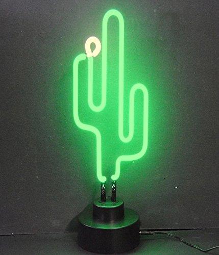 Sculpture Light Color Neon (Neonetics 4CACTUS Cactus Neon Sculpture)