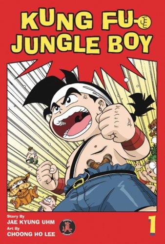 Kung Fu Jungle Boy 1