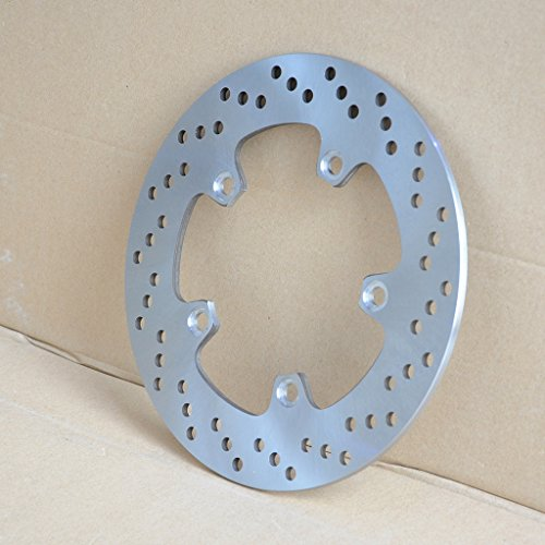 Sunny New For Suzuki AN650?04 05 06 07 08 09 10 11 12 Motorcycle Rear Brake Rotor Disc by SanguineSunny