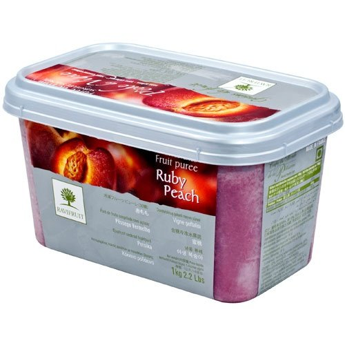 Ravifruit Ruby Peach Puree, 2.2  Pound