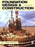 img - for Foundation Design and Construction (6th Edition) book / textbook / text book