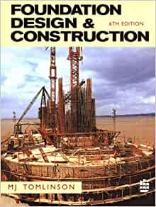 Foundation Design And Construction Tomlinson Free Download
