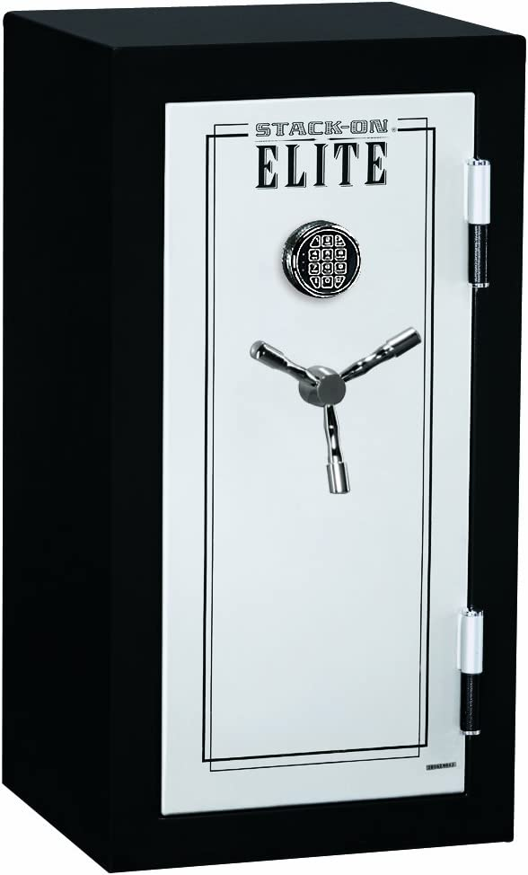 Stack-On E-040-SB-E Elite Junior Executive Fire Safe with Electronic Lock