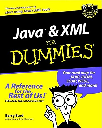 Java and XML For Dummies by Brand: For Dummies