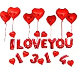 Wedding Anniversary Propose Balloon Decoration to Show Your Love to Your Lover Gessppo
