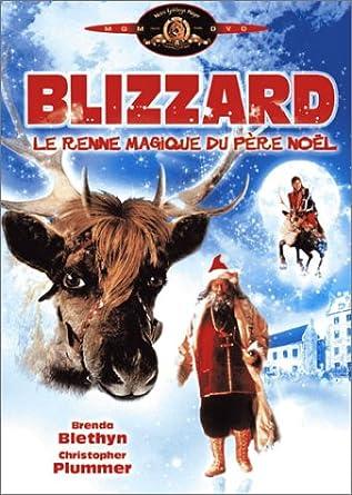 blizzard le renne magique du père noël