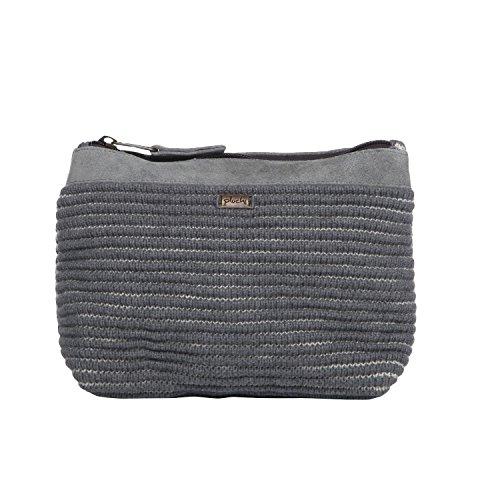 Pluchi Travel Pouch/Handbag/Clutch Handbag (Jacob, 11x6.5) by Pluchi
