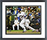 "Jonathan Lucroy Milwaukee Brewers 2016 MLB Action Photo (Size: 12.5"" x 15.5"") Framed"