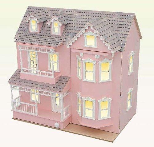 Villa Puppenhaus Bestseller - Viktorianische Puppenvilla