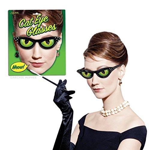Cat Eye Glasses (Standard)