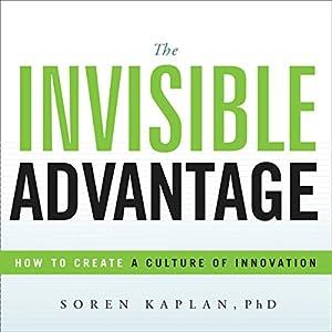 The Invisible Advantage Audiobook