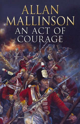 An Act of Courage (Matthew Hervey, Book 7)
