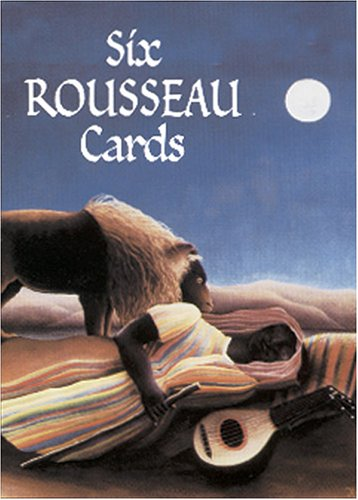Download Six Rousseau Cards (Small-Format Card Books) pdf