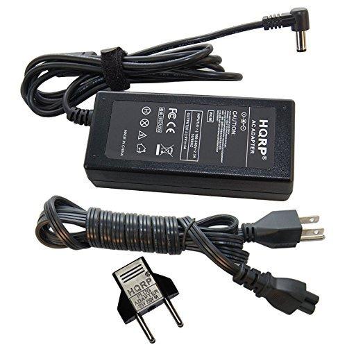 HQRP 16V AC Adapter for Philips 20PF5120 20PF5120/28 15MF605T 15MF605T/17 15PF5120 15PF5120/28 LED LCD HDTV Smart TV Power Supply PSU Cord PS1645B EADP-60BB 02K6699 NAPPS1645B + Euro Plug Adapter