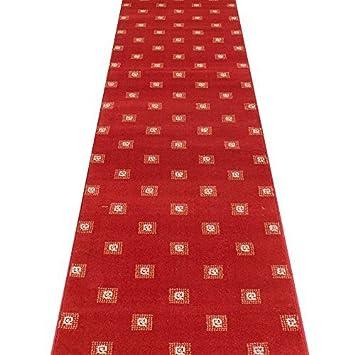 Teppich Laufer Quadrate Fur Langen Flur Oder Treppen Nach Mass