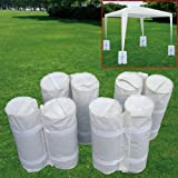 4 PCS outdoor CANOPY TENT WEIGHT SAND BAG ANCHOR KIT