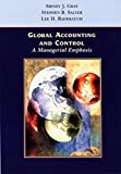 img - for Global Accounting and Control: A Managerial Emphasis book / textbook / text book