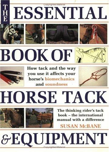 Essential Book of Horse Tack & Equipment pdf