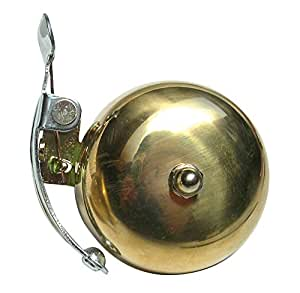 Crane Bell Suzue Brass Lever, 22-26mm