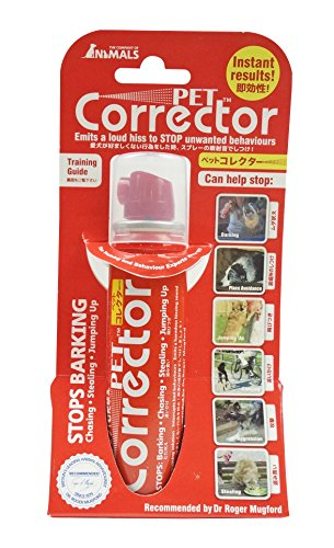 Pet Corrector – The Company of Animals – Bad Behavior and Training Aid - Quickly Stops Barking, Jumping, Digging, Chewing – Harmless and Safe- 50ml