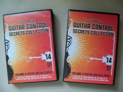 Ultimate Guitar Control Secrets Collection ()