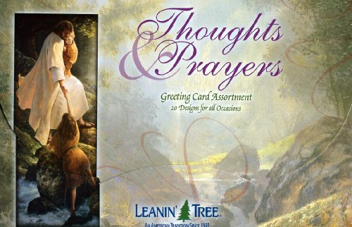 (Thoughts & Prayers Value Pack Greeting Card Assortment of 20 Cards with 22 Envelopes)