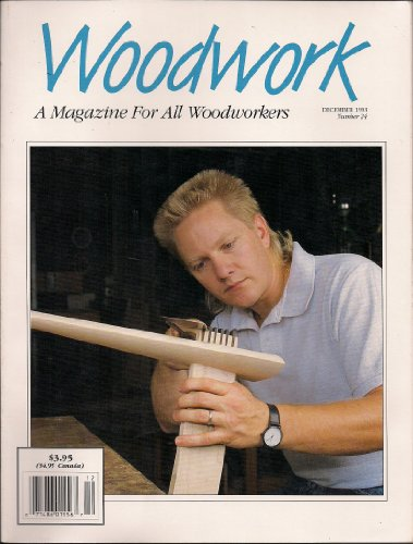 (Woodwork: A Magazine for All Woodworkers (December 1993, Number 24) )