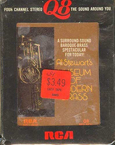 AL STEWART: Al Stewart's Museum of Modern Brass Sealed for sale  Delivered anywhere in USA