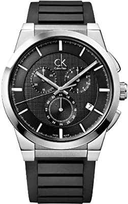 Calvin Klein Watches K2S371D1 BLACK DART