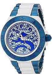 Invicta Men's 11546 Subaqua Swiss Parts Blue Watch