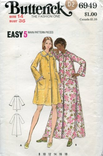70s dressing gown - 3