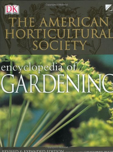 American Horticultural Society Encyclopedia of Gardening ebook