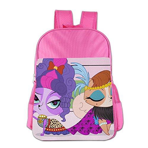 Littlest Pet Shop School Backpack Bag