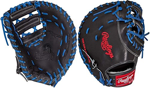 Rawlings Pro Preferred Baseball Glove, Anthony Rizzo Game Day Model, Regular, Horizontal Bar w/X-Lacing, 12-3/4 Inch ()