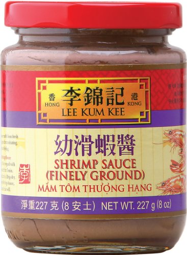 Fine Shrimp Sauce - Lee Kum Kee Finely Ground Shrimp Sauce, 8 Ounce