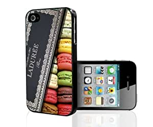 Yummy Colorful Macaroons in Designer Box Hard Snap on Phone Case (iPhone 5/5s)