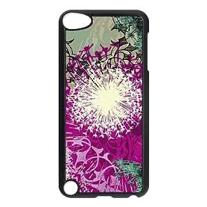 iPod Touch 5 Case Black Dandi Magenta B0A1JQ