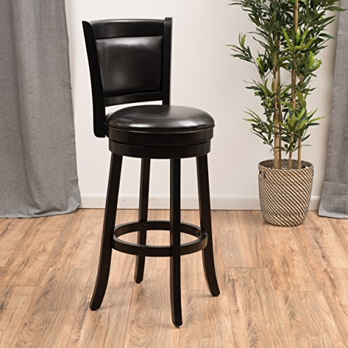Christopher Knight Home Kyle Swivel Barstool