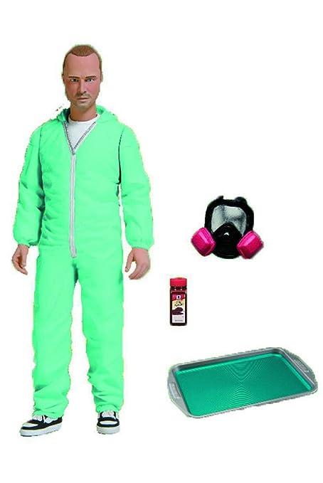 Amazon.com: Mezco Toys Breaking Bad: Jesse Pinkman Hazmat ...