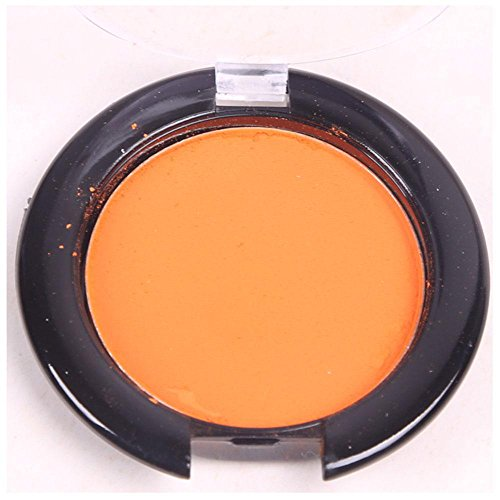 Price comparison product image Hair Chalk, Aolvo Temporary Hair Dye Hair Chalk Makers Bites Powder in Bright Colors - 100% Non-Toxic, Washable - Colorful Hair Chalk for Party, Cosplay, Theater, Halloween, Girl's Night Out - Orange