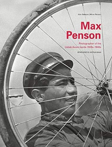 Max Penson Soviet Avant Garde Photographer English German And