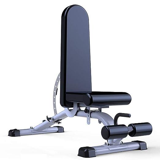 Bancos Fitness Profesional con Mancuernas Ajustable Comercial ...