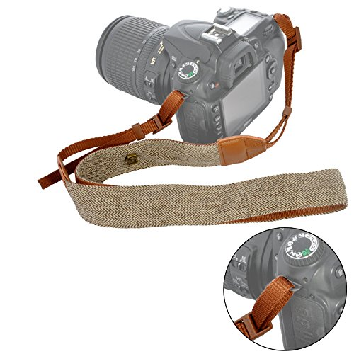 Camera Neck Shoulder Belt Strap – Universal Casual Vintage