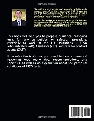 How to succeed in EPSO numerical reasoning tests: Amazon es