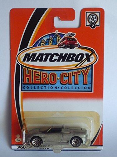 Matchbox Ferrari 360 Spider Hero City Collection ()