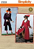 Best  - Simplicity Sewing Pattern 2333 Men's Costumes, BB (L-XL) Review
