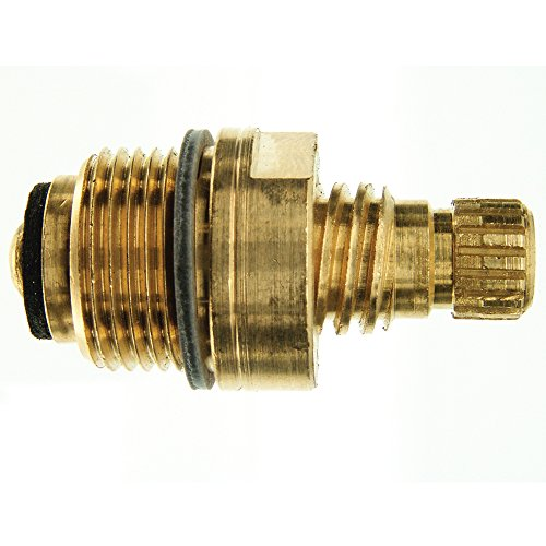 Danco 16000B 2C-6H/C Seat Stem, for Use with Model 2J-3C Streamway Faucets, Metal, Pack of 1, Brass