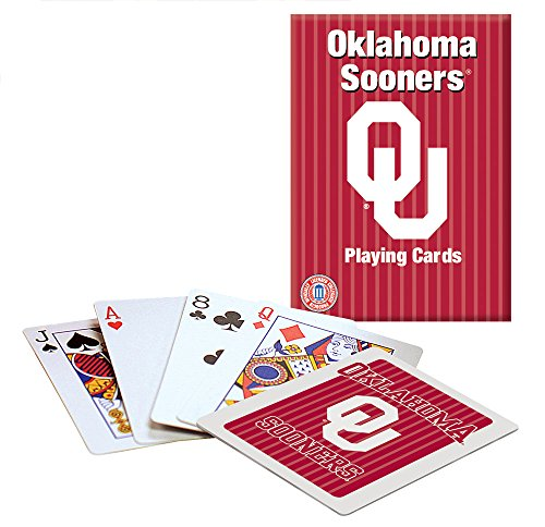 Oklahoma Playing Cards - Team Cards Playing