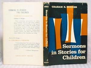 Hardcover Sermons in stories for children Book