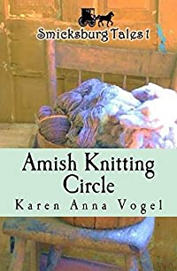 Amish Knitting Circle by Karen Anna Vogel ebook deal